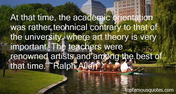Quotes About Academic