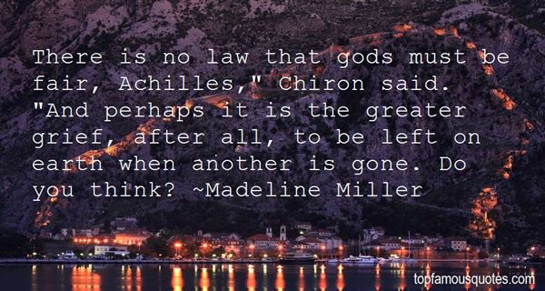 Quotes About Achilles