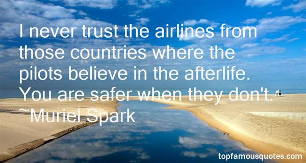 Quotes About Airlines