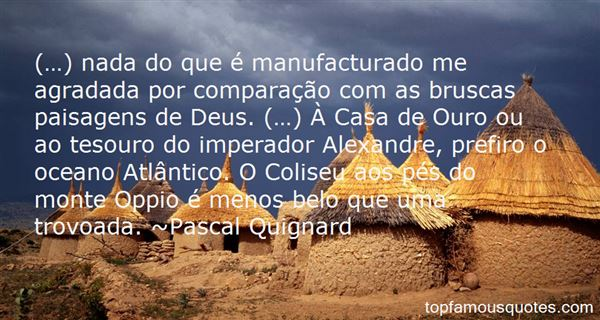 Quotes About Alexandre