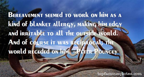 Quotes About Allergy