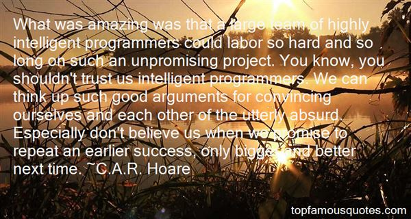 Quotes About Amazing Programmers