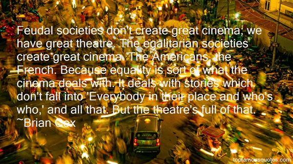 Quotes About American Cinema