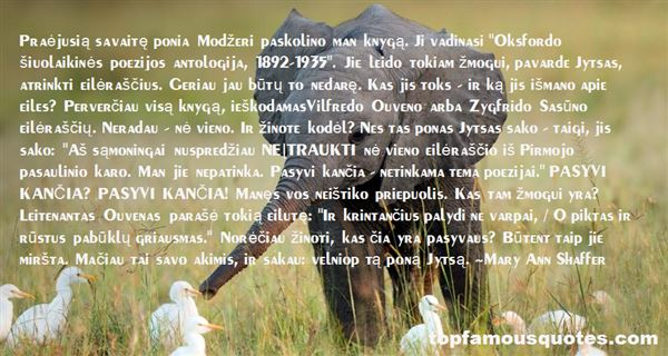Quotes About Antologi