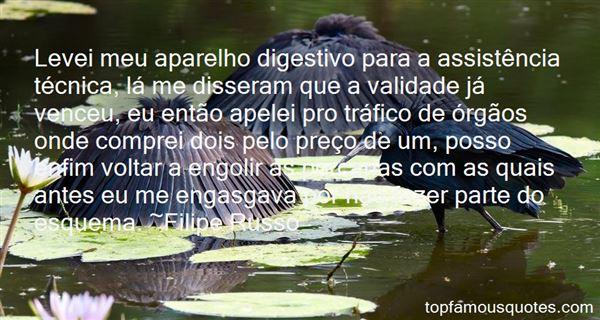 Quotes About Aparelho