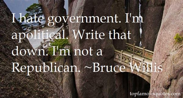 Quotes About Apolitical