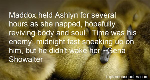 Quotes About Ashlyn