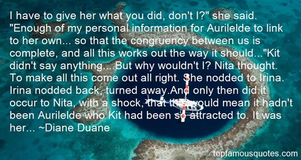 Quotes About Aurilelde