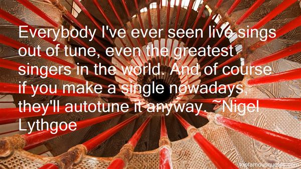Quotes About Auto Tune