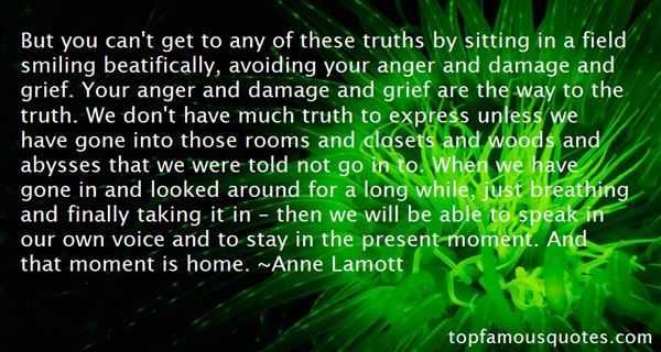 Quotes About Avoiding The Truth