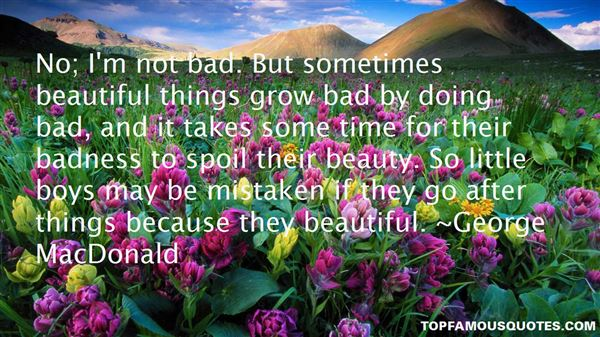 Quotes About Badness