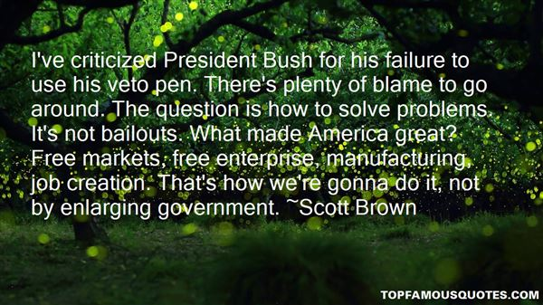 Quotes About Bailout
