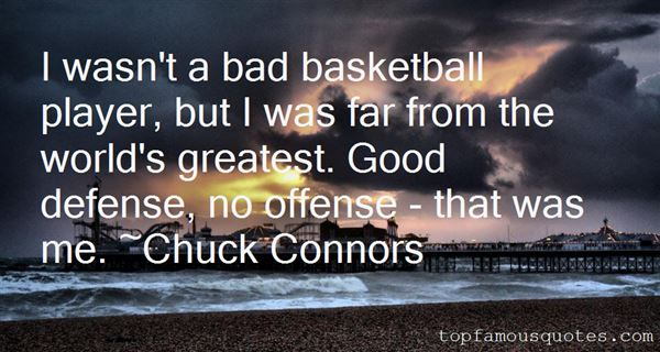 Quotes About Basketball Defense