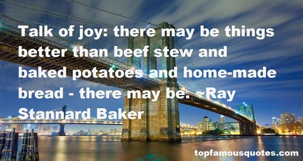 Quotes About Beef Stew