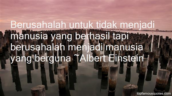 Quotes About Berhasil