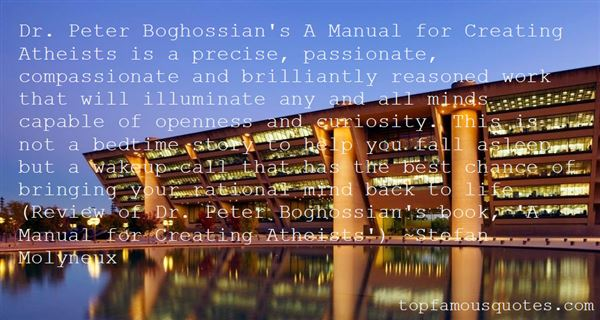 Quotes About Boghossian