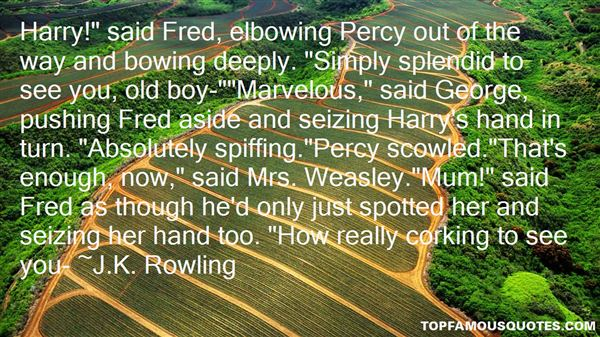 Quotes About Bowing Out