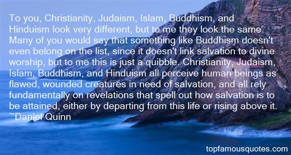 Quotes About Buddhism And Hinduism