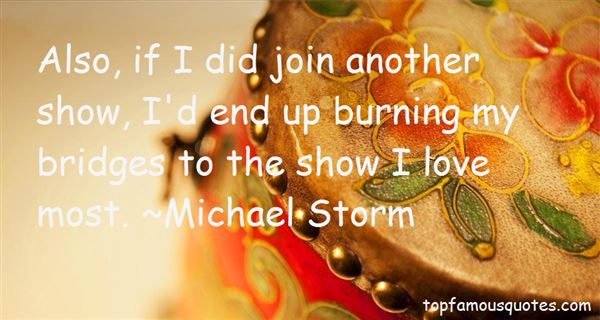 Quotes About Burning Bridges