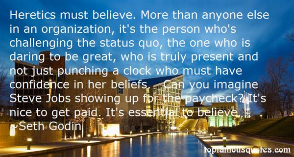 Quotes About Challenging Beliefs