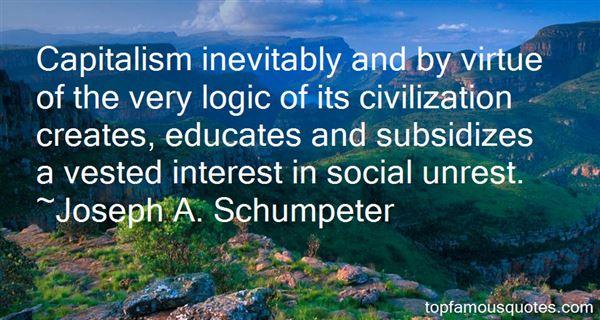 Quotes About Civil Unrest