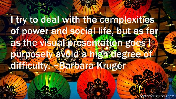 Quotes About Complexities Of Life