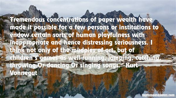 Quotes About Concentration Of Wealth
