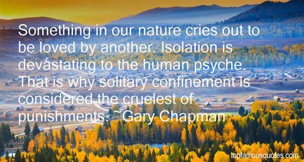 Quotes About Confinement