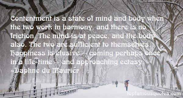 Quotes About Contentment And Happiness In Life