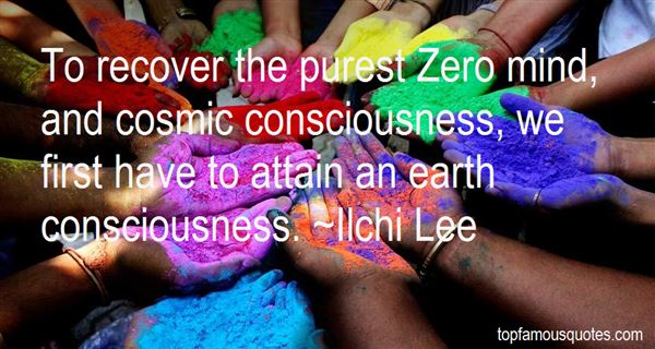 Quotes About Cosmic Consciousness
