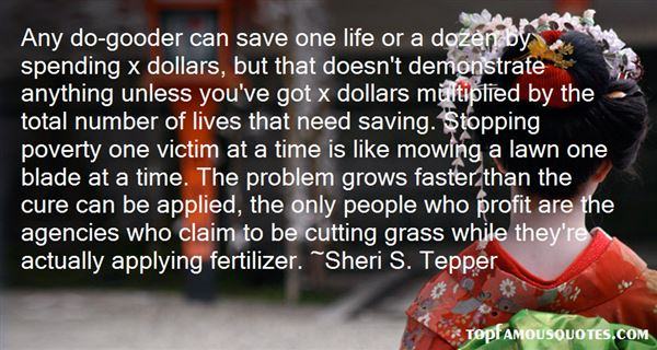 Quotes About Cutting Grass