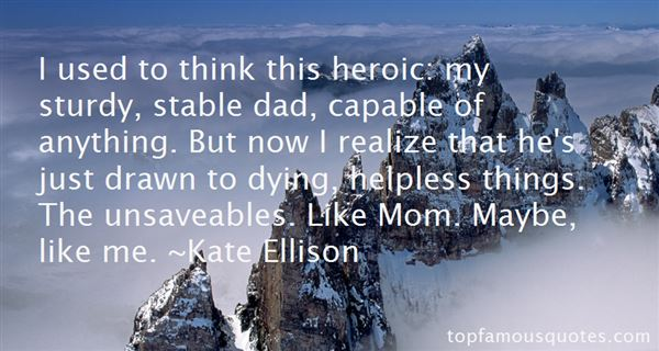 Quotes About Dad Dying