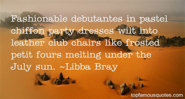 Quotes About Debutante