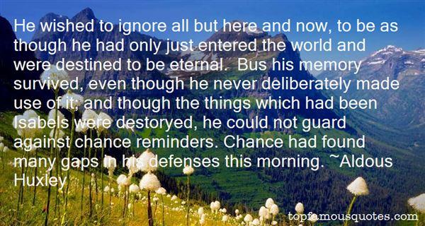Quotes About Destine