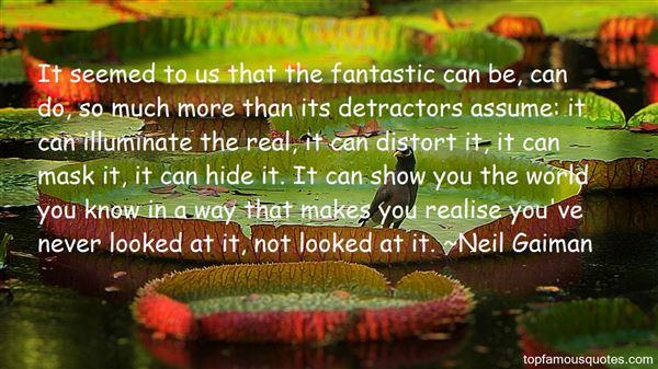 Quotes About Detractors