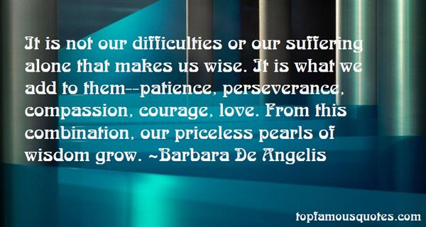 Quotes About Difficulties In Love