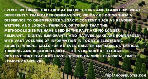 Quotes About Digital Natives