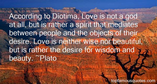Quotes About Diotima
