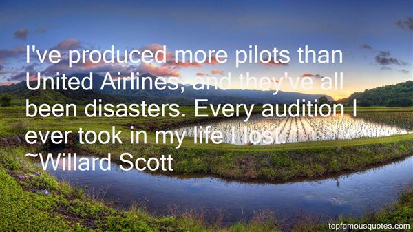 Quotes About Disasters