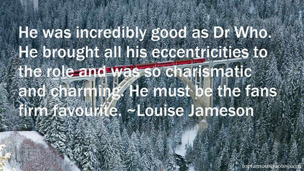 Quotes About Eccentricities