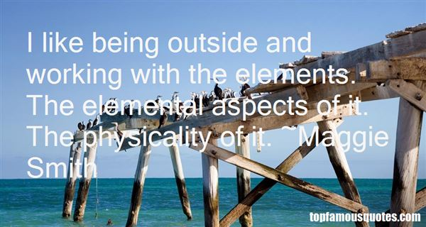 Quotes About Elemental
