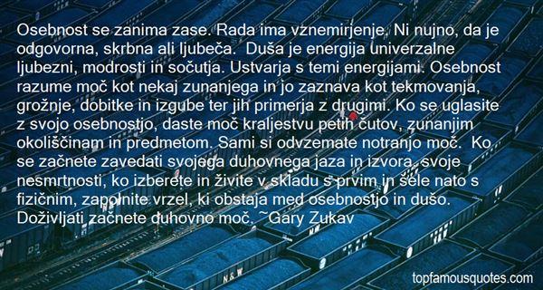 Quotes About Energija