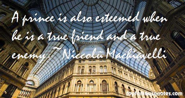 Quotes About Esteem