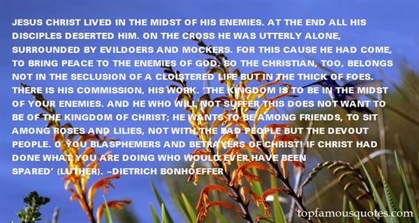 Quotes About Evil Doers
