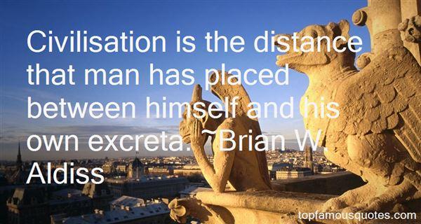 Quotes About Excreta