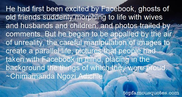Quotes About Facebook Friends