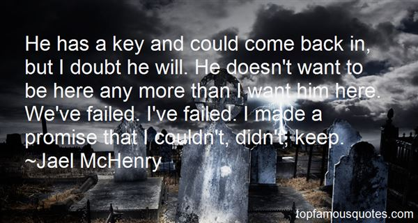 Quotes About Failed