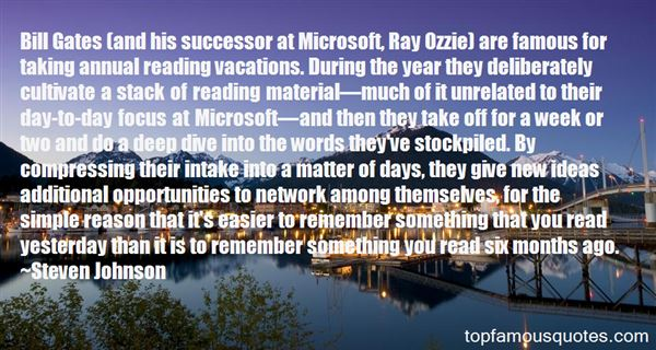Quotes About Famous Microsoft