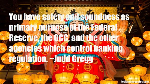 Quotes About Federal Reserve Banking