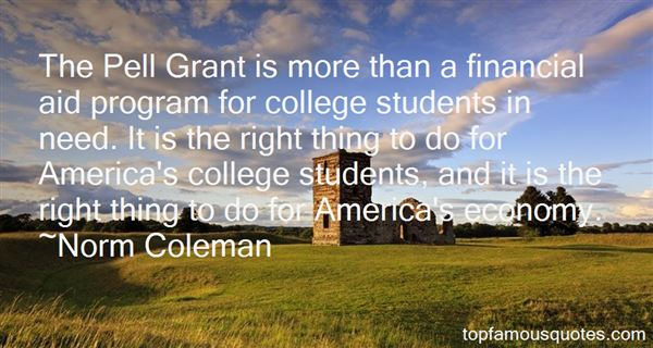 Quotes About Financial Aid